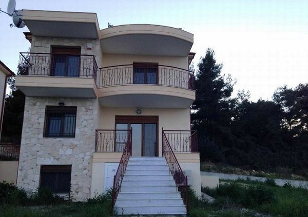 προς πώληση Μονοκατοικία 450.000 € Παλλήνης - Πολύχρονο (Κωδικός Ακινήτου:  Μ-22022)